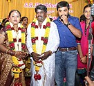 Director S R Prabhakaran Wedding