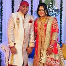 Drums Sivamani Wedding