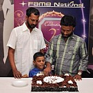 Fame 2nd Year Anniversary Celebrations