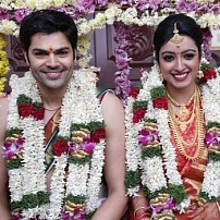 Ganesh Venkatram - Nisha Wedding Photos