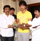 Gautham Karthik new Movie Launch