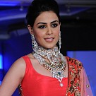 Genelia walks the ramp for HV Jewels