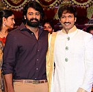 Gopichand Reshma Wedding Reception