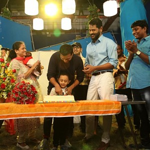 Gulebagavali Team Celebrates Choreographer Jani Master Birthday