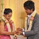 GV Prakash and Saindhavi Engagement