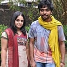GV Prakash Saindhavi Press Meet Stills