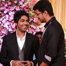 GV Prakash Saindhavi Wedding Reception