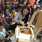 Hansika Birthday Celebration