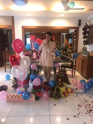 Hansika Motwani Birthday Celebration