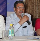 Hrudaya Sarassile Pres Meet