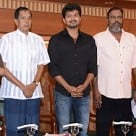 Ilayathalapathy Vijay meets the press