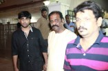 Celebrities Pay homage to K.Balachander's Son
