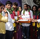 Iraiyaan Movie Pooja