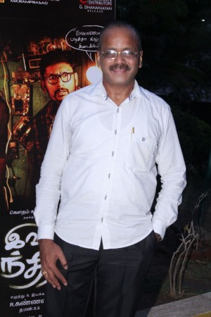 Ivan Thanthiran And Vanamagan Team Press Meet