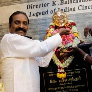 Iyakunar Sigaram K.Balachander's Statue Launch