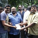 Jannal Oram Audio Launch at Guindy Bus Depot
