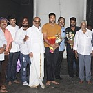 Jayam Ravi - Director Vijay's untitled project Pooja