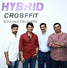 Jiiva Inaugurated A Hybrid Crosffit fitness Centre at Mahalingapuram