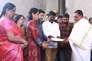 Joker Director Raju Murugan New Movie Launch