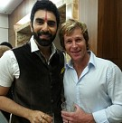 Jonty Rhodes Birthday bash in Mumbai