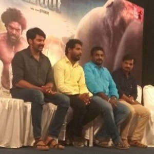 Kadamban Press Meet