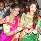 Kajal Agarwal Launches Sriniketan Shopping Mall