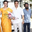 Kamal Haasan at Flashback event