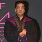 Kamal Hassan presides over the Whistling Woods convocation