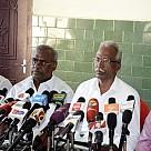 kanchipuram Theater association press Meet