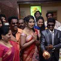 Karmaveeran Movie Pooja