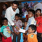 Karthi Support Young Patients Suffering from Rare Disease