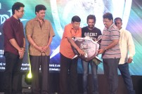 Kaththi Sandai Trailer Launch