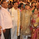 Keerthi With Rakesh Wedding Reception