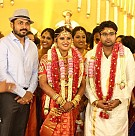 K.S.Ravikumar Daughter's Wedding Photos