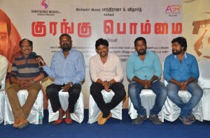 Kurangu Bommai Thanks Giving Press Meet
