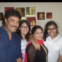 Kushboo's Birthday Celebration