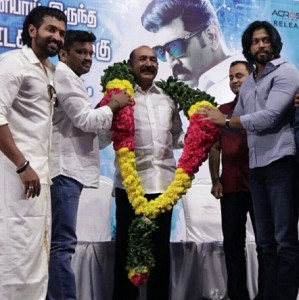 Kuttram 23 Thanks Press Meet