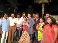 Kuttypadmini daughters Sangeeth party