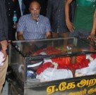 Last Respect to Manivannan
