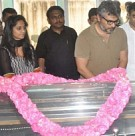 Last Respects to Sivanthi Adithan