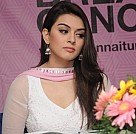 Launch of Chennai Turns Pink by Hansika