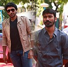 Launch Of Sandamarutham Maari Ithu Enna Mayakkam and Paambu Sattai's Red Carepet