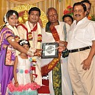 Major Dasan Daughter Wedding Reception
