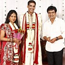 Manivannan Son Marriage