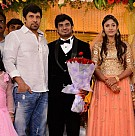 Mansoor Ali Khan's Daughter Wedding Reception