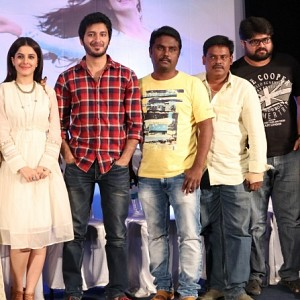 Meendum Oru Kadhal Kadhai Press Meet