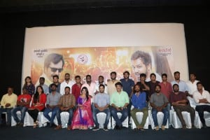 Meesaya Murukku Success Meet