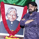 Memorial Meeting for APJ Abdul Kalam by Directors Union