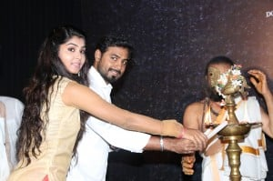 Mouna Valai Movie Pooja