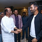 MSD WITH SUPERSTAR